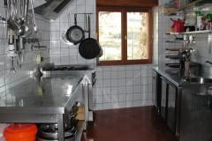 cuisine du Grand Gîte à Briandes
