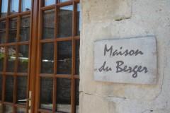 Gîtes de Briandes, Maison du Berger, entrée