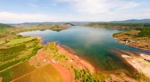 Lac du Salagou Gîte de Briandes